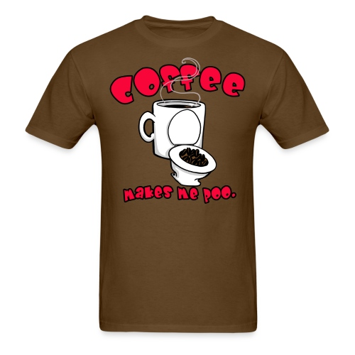 coffee2 - Men's T-Shirt