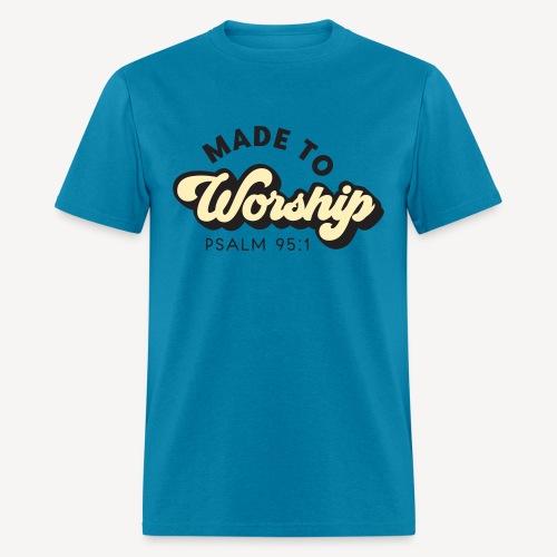psalm 95:1 - Men's T-Shirt
