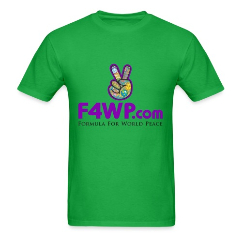 F4WP.com - Men's T-Shirt