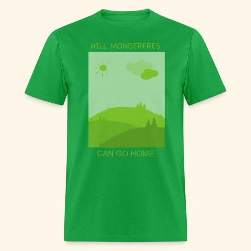 Hill mongereres - Men's T-Shirt