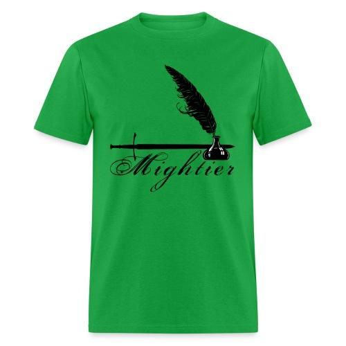 mightier - Men's T-Shirt
