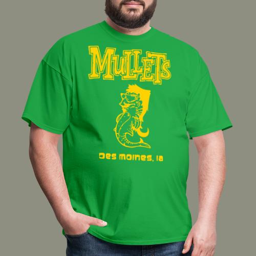 Mullets Color Series - Men's T-Shirt