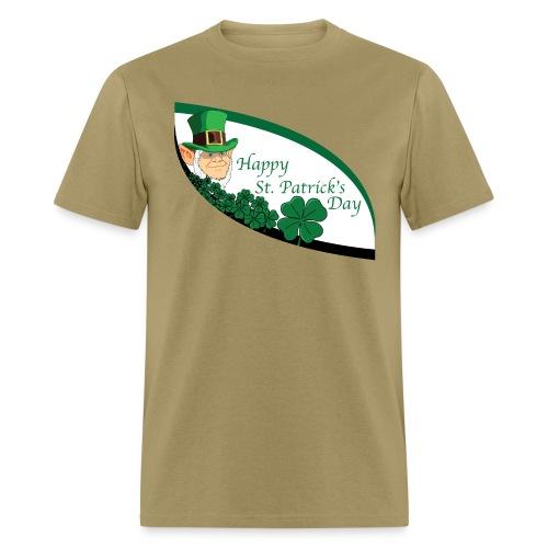 Happy St. Patrick's Day - Men's T-Shirt