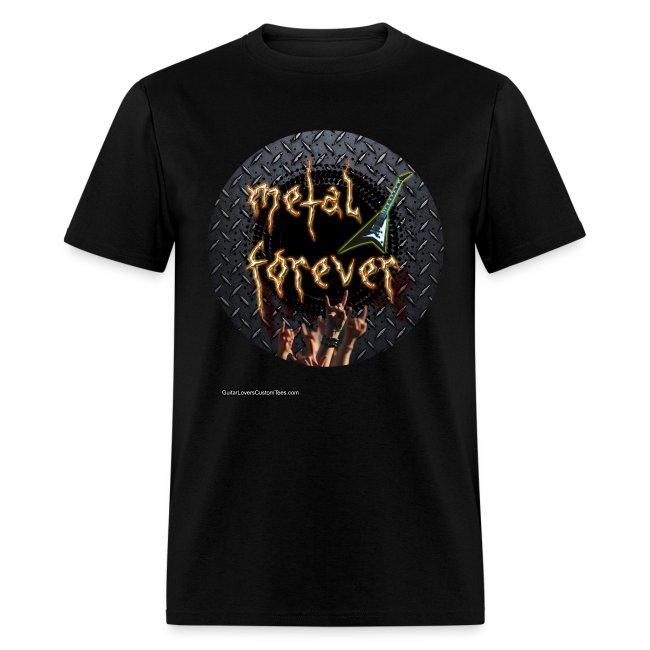 MetalForever by GuitarLoversCustomTees png