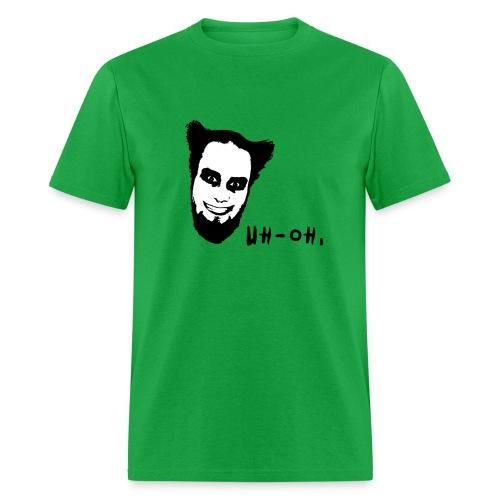Uh Oh Real - Men's T-Shirt