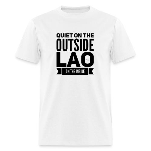 Quiet - Men's T-Shirt