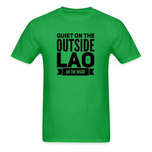 Quiet - Men's T-Shirt