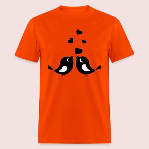 Love Birds - Men's T-Shirt