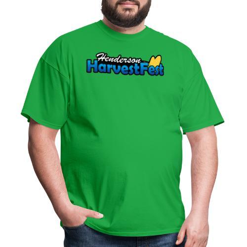 Henderson Harvest Fest - Men's T-Shirt