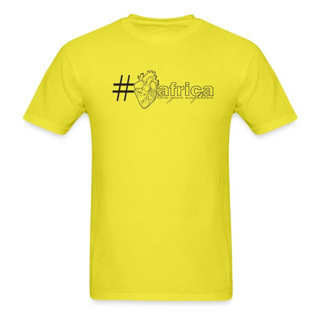 Hashtag Heart Africa