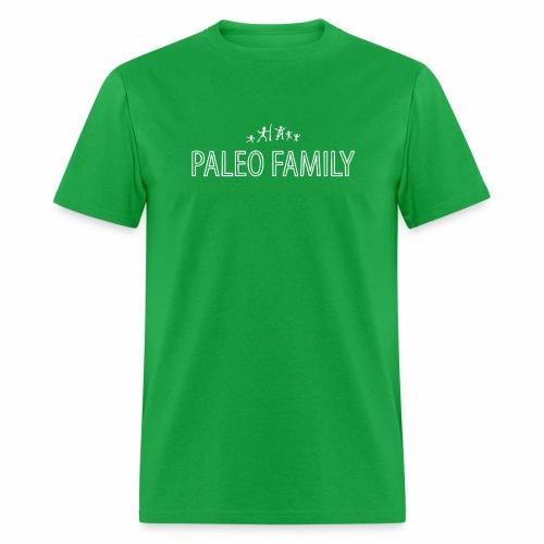 Paleo Family 3 Kids - Men's T-Shirt