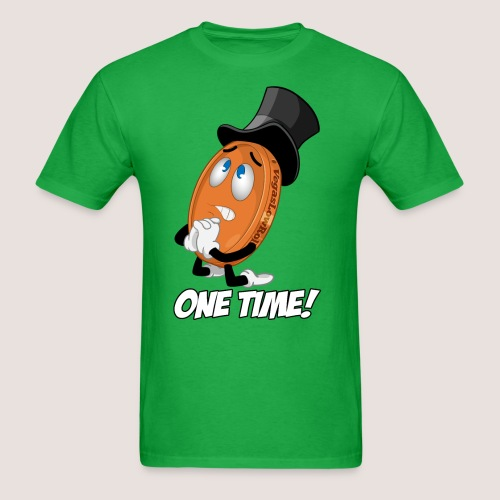 THE ONE TIME PENNY - Men's T-Shirt