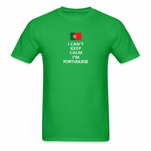 Rebelo Portugal Line - Men's T-Shirt