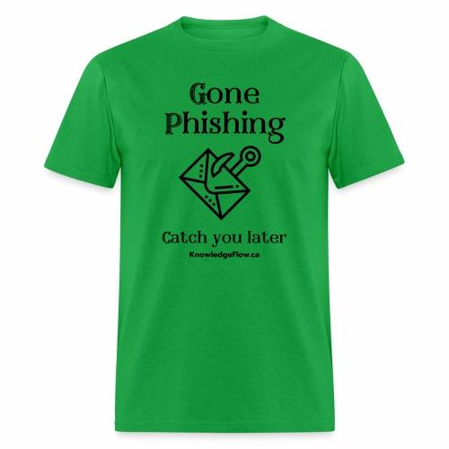 Gone Phishing - Men's T-Shirt