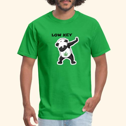 LOW KEY DAB BEAR - Men's T-Shirt