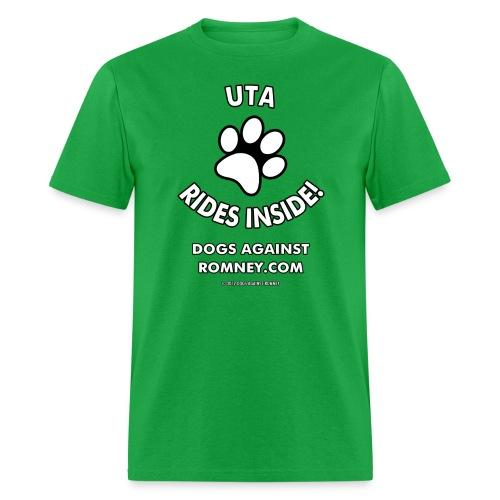 uta m - Men's T-Shirt