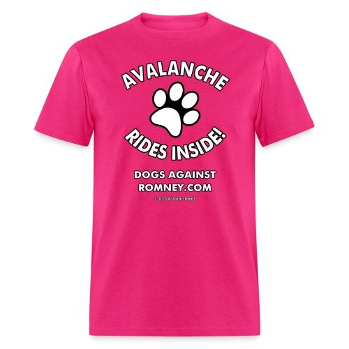 avalanche w m - Men's T-Shirt
