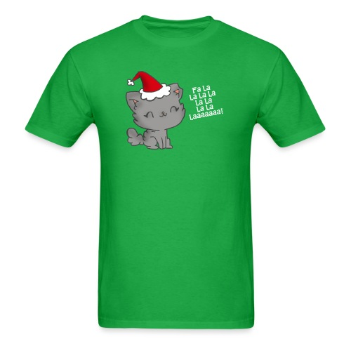 Fa La La La Laaaa - Men's T-Shirt
