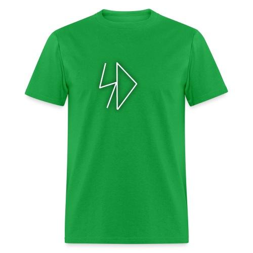 Sid logo white - Men's T-Shirt