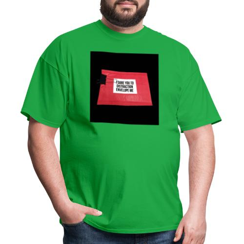 Distraction Envelope - Men's T-Shirt