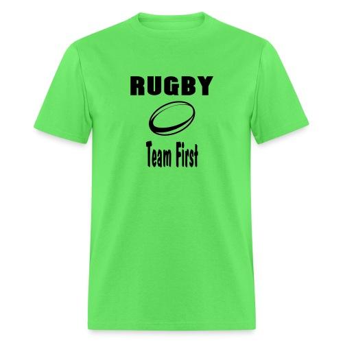 Rugby Team First - Men's T-Shirt