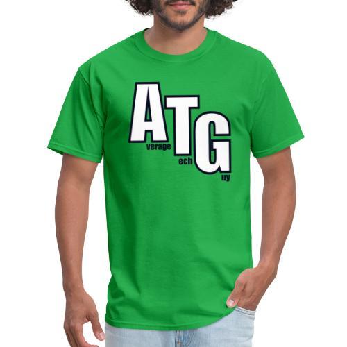 ATG Blocks - Men's T-Shirt