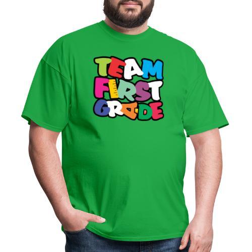 Team First Grade - Men's T-Shirt