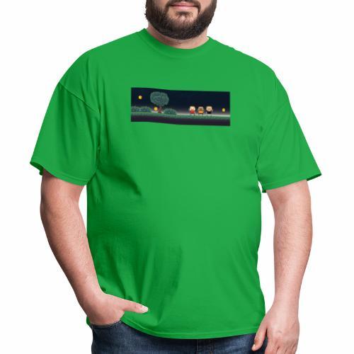 Twitter Header 01 - Men's T-Shirt
