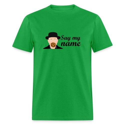 Walter White - Men's T-Shirt
