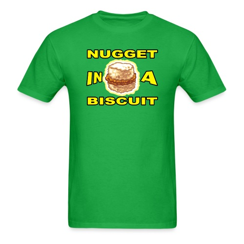 NUGGET in a BISCUIT!! - Men's T-Shirt