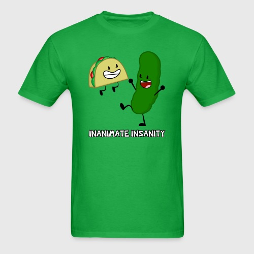 Taco Pickle Duo - Men's T-Shirt