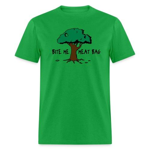 meatbag tree - Men's T-Shirt