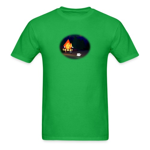 'Round the Campfire - Men's T-Shirt