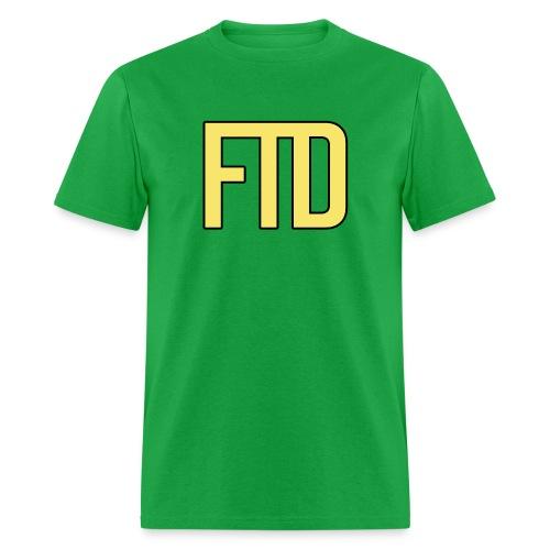 FTD solo png - Men's T-Shirt