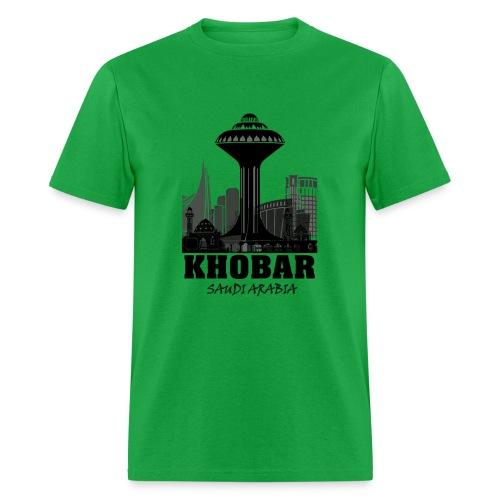 KHOBAR 1B KSA - Men's T-Shirt
