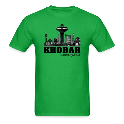 KHOBAR 2B KSA - Men's T-Shirt