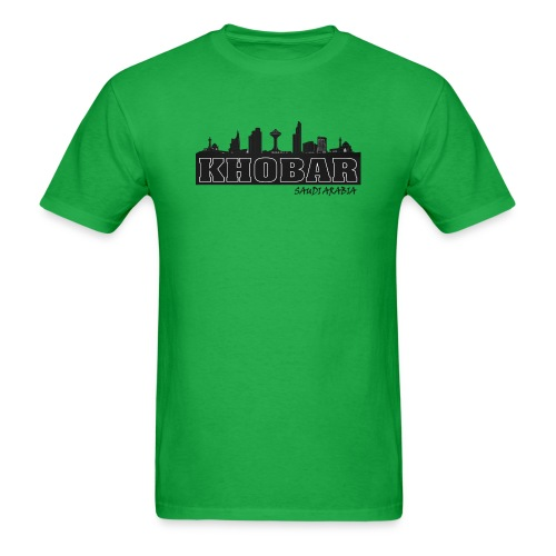 KHOBAR 3B KSA - Men's T-Shirt