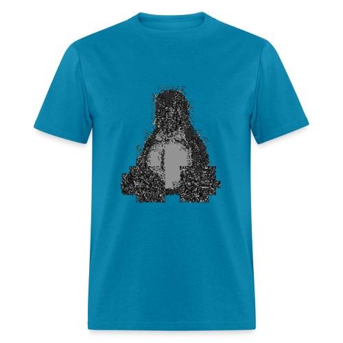 ECB Penguin - Men's T-Shirt