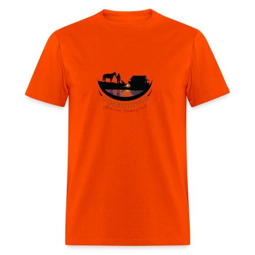 Ooraminna Station Homestead - Men's T-Shirt