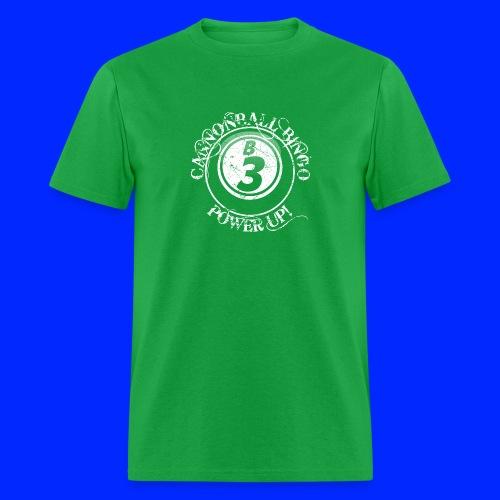 Vintage Cannonball Bingo Ball Tee - Men's T-Shirt