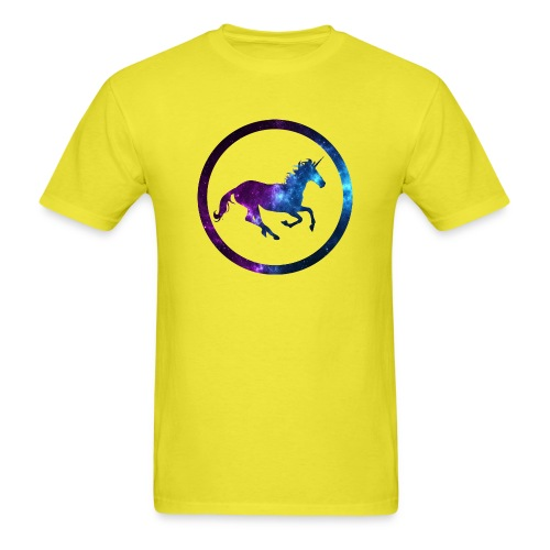 Believe Unicorn Universe 3 - Men's T-Shirt