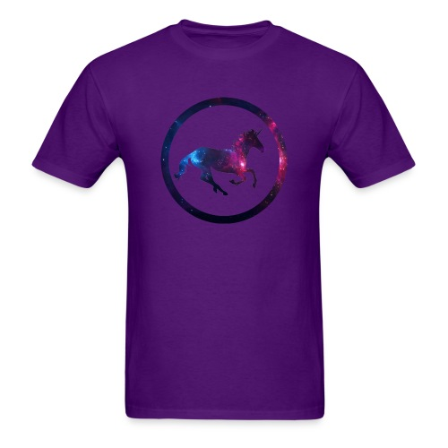 Believe Unicorn Universe 1 - Men's T-Shirt
