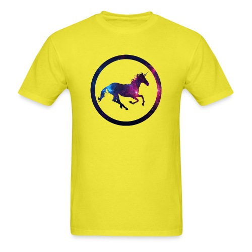 Believe Unicorn Universe 1 - Men's T-Shirt