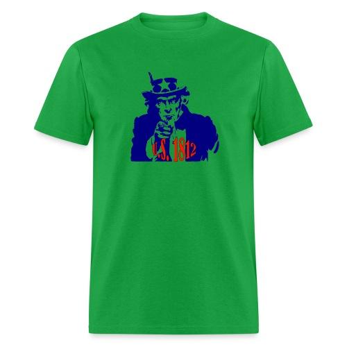 uncle-sam-1812 - Men's T-Shirt