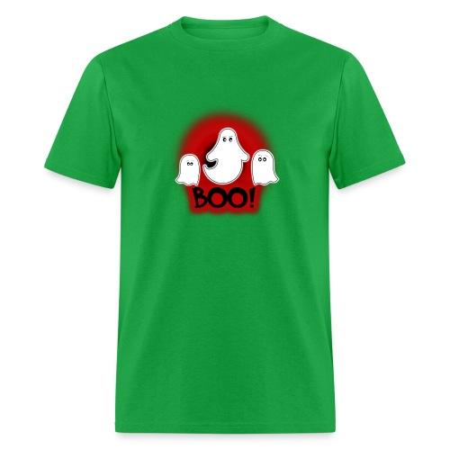 Ghosties Boo Happy Halloween 6 - Men's T-Shirt