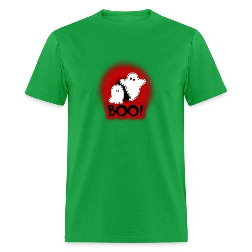 Ghosties Boo Happy Halloween 1 - Men's T-Shirt