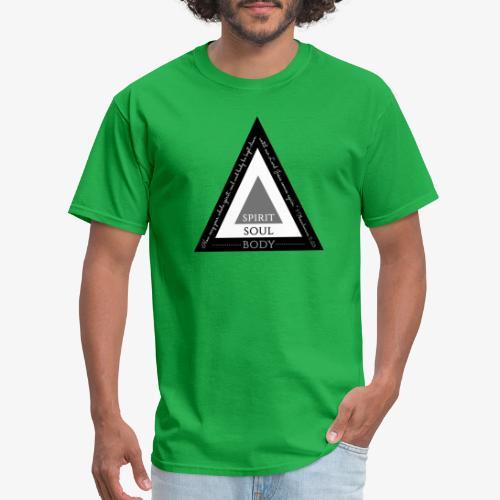 Spirit Soul Body - Men's T-Shirt