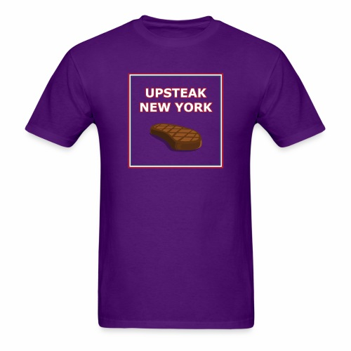 Upsteak New York | July 4 Edition - Men's T-Shirt