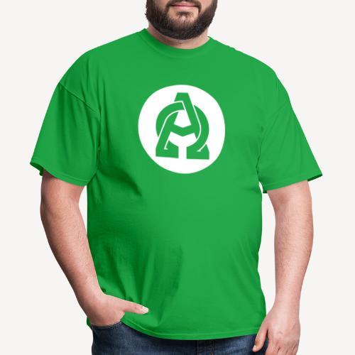 ALPHA AND OMEGA - Men's T-Shirt