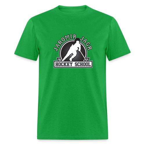 hockey school logo princetown font fixed - Men's T-Shirt
